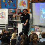 Author Talk with Ms Deb