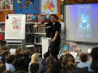 Stanmore Public School Deborah Abela Author Talk