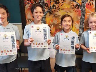 Premier's Spelling Bee 2018