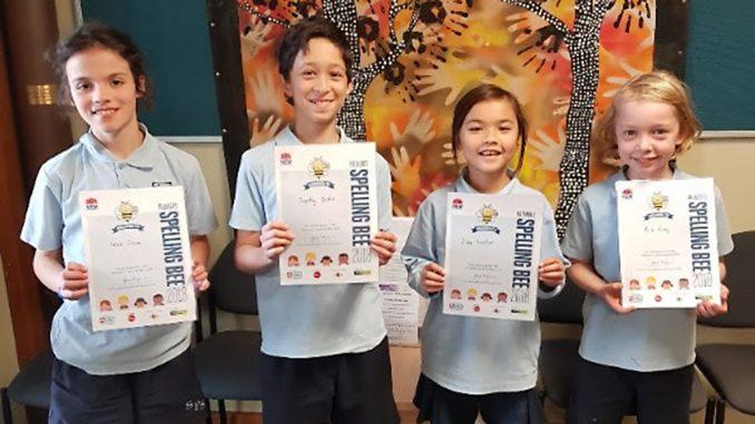 Stanmore Public School Premier's Spelling Bee 2018