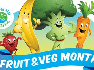 Fruit & Veg Month 2018