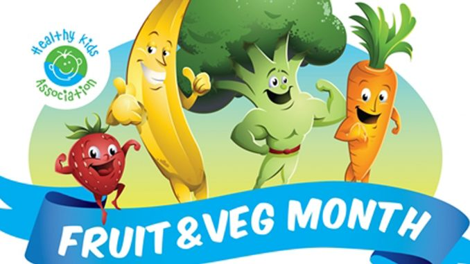 Stanmore Public School Fruit & Veg Month 2018