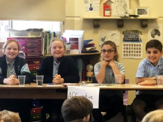 Stanmore Public School Year 5 Debating Team 2019
