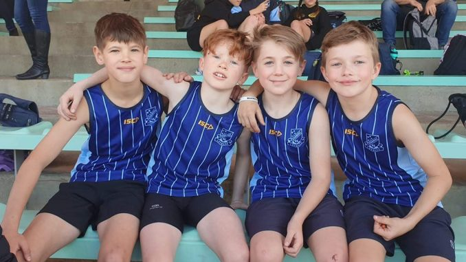 Stanmore Public School Balmain Zone Athletics Carnival 2019