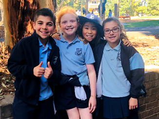 Stanmore Public School Year 5 Semi Finals Debate 2019