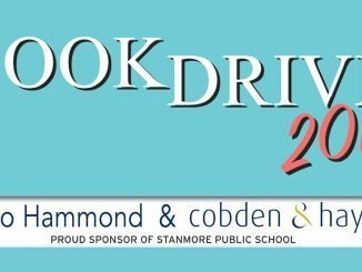 Book Drive Banner