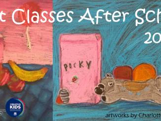 After School Art in 2020
