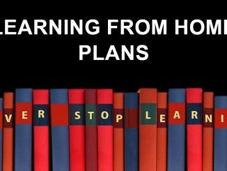 Learning From Home Plans