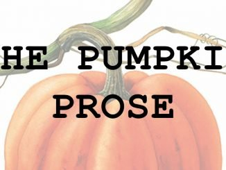 The Pumpkin Prose