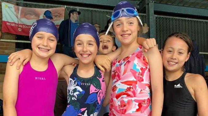 Zone Swimming Carnival 2020