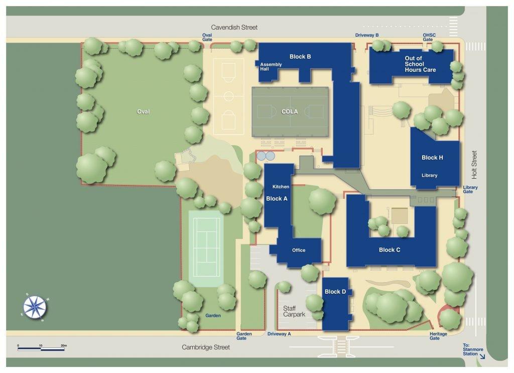 Stanmore Public School Campus