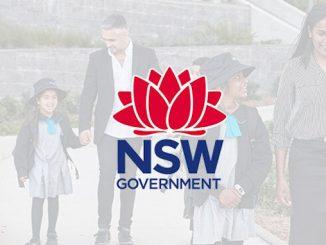 Stanmore Public School NSW Gov Logo on 4 Person Background
