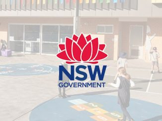 Stanmore Public School NSW Gov Logo Playground