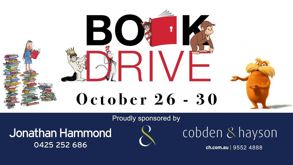 Stanmore Public School Book Drive 2020