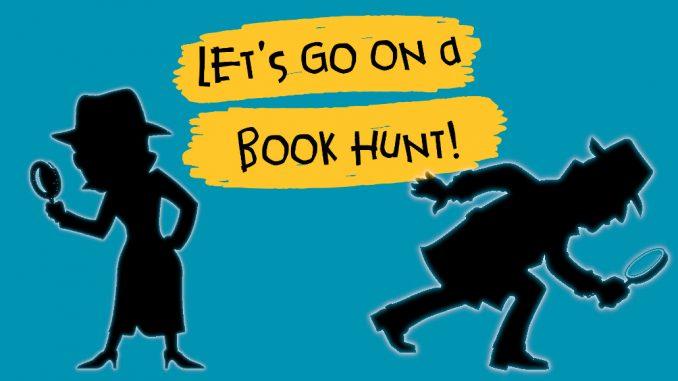 Stanmore Public School Book Hunt