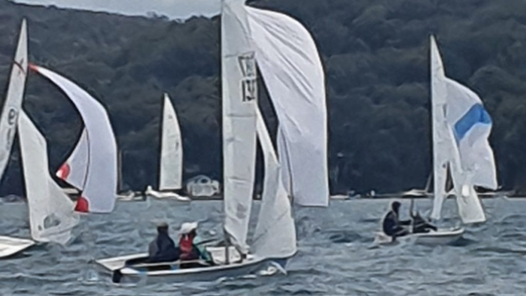 Stanmore Public School Sailing Achievement