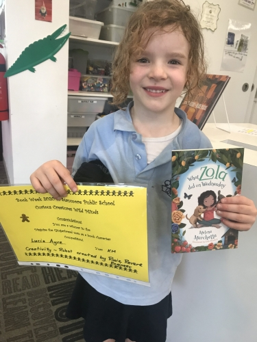 stanmore public school book week 2020 prize giving