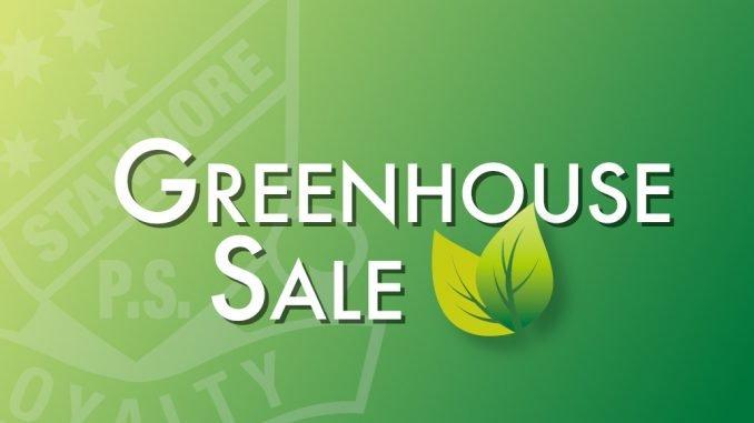 Stanmore Public School Greenhouse Sale