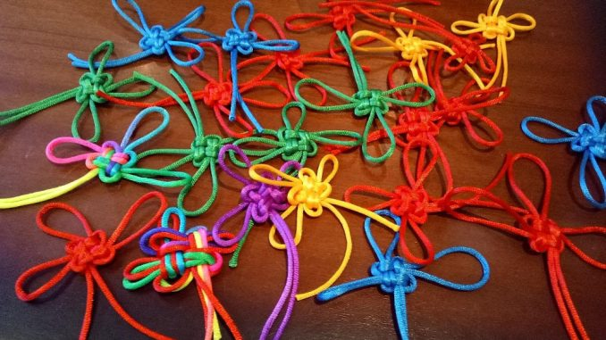 stanmore public school chinese lucky knot